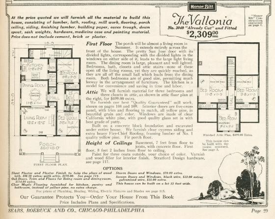1920 floor plan