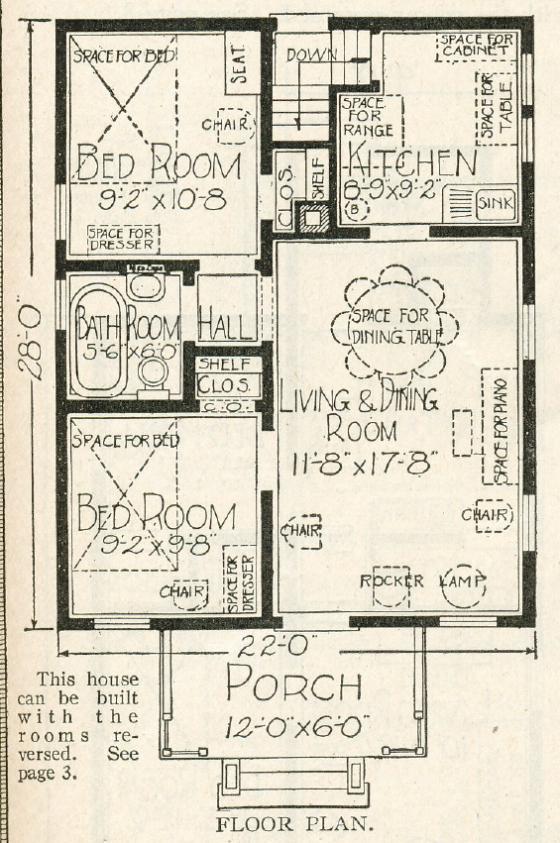 1920 floor plan 3