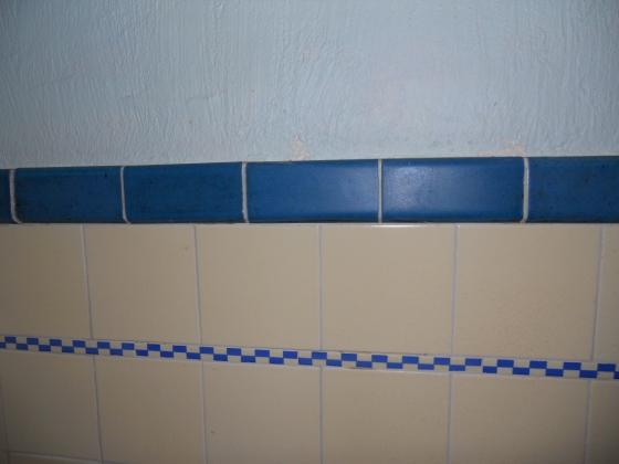 Chantilly bath tile