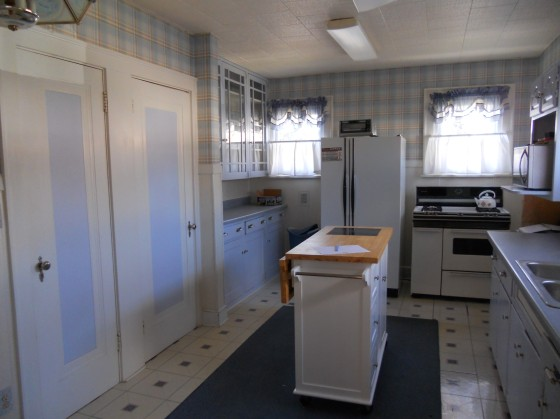 Chantilly kitchen