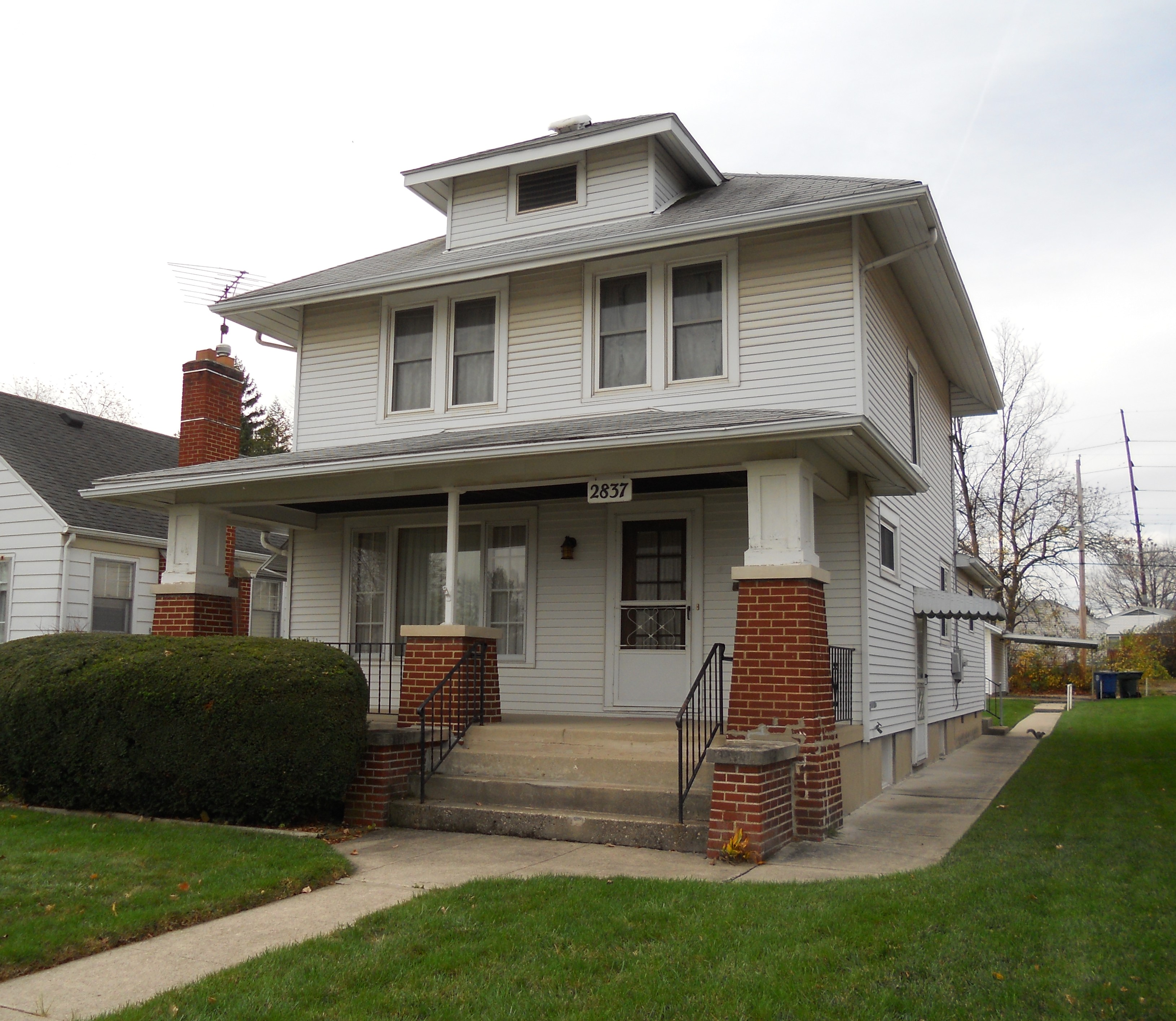 A sears fullerton in dayton sears houses in ohio House kits ohio