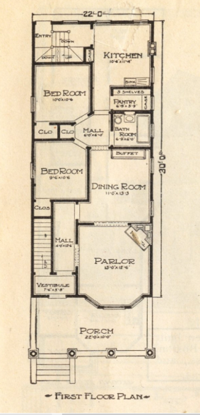 1914 S No 149 first floor