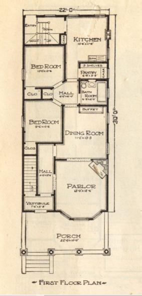 1914 S No 149 first floor