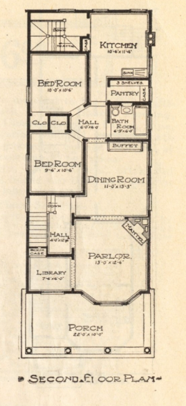 1914 S No 149 second floor