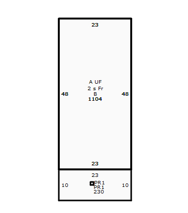 S No 149 3504 Evanston Ave Cinc OH auditor sketch