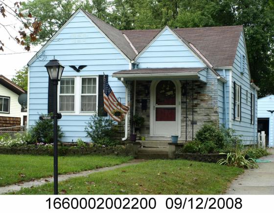 S Parkridge 6823 Jersey Ave Cinc OH (Auditor)