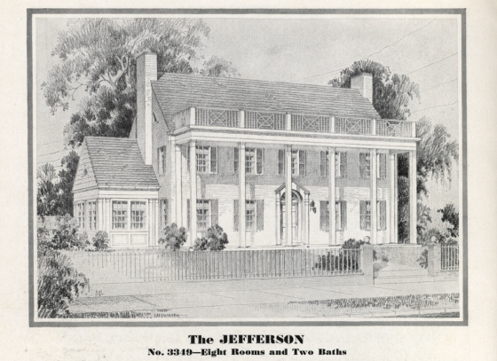 Sears Jefferson 1932