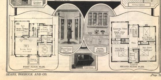 floor plan 1922