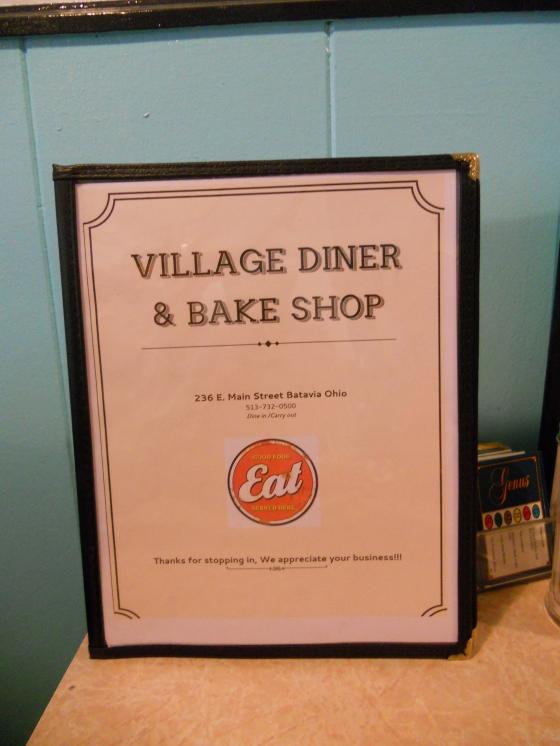 village-diner-menu