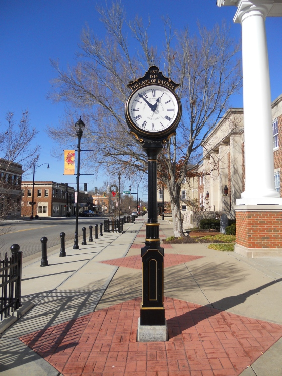 village-of-batavia-clock