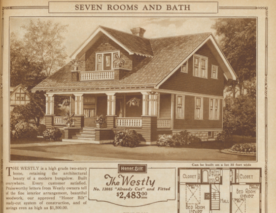 Sears houses in ohio one woman 39 s quest to locate houses House kits ohio