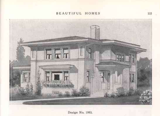 Keith Corp Beautiful Homes 1925 image