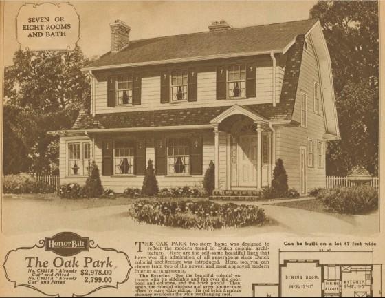 Oak Park image 1928
