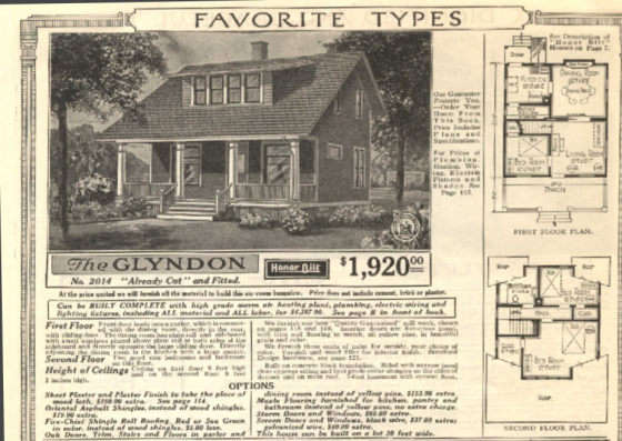 The Glyndon 1922