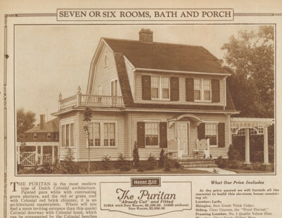 Puritan image 1925