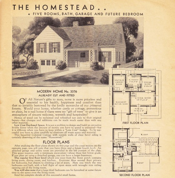 Homestead 1938