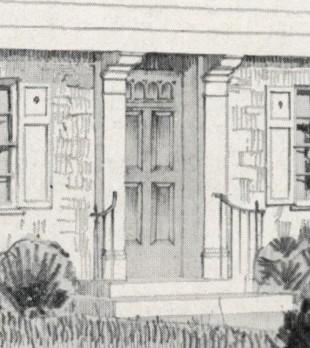 1932 door
