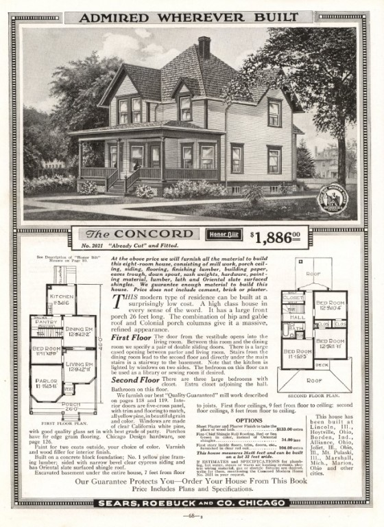 Sears Houses in Ohio | One woman\'s quest to locate houses purchased ...