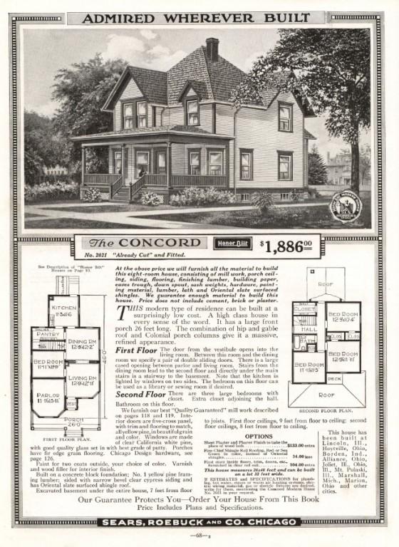 1918 catalog