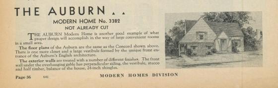 Auburn catalog details 1938