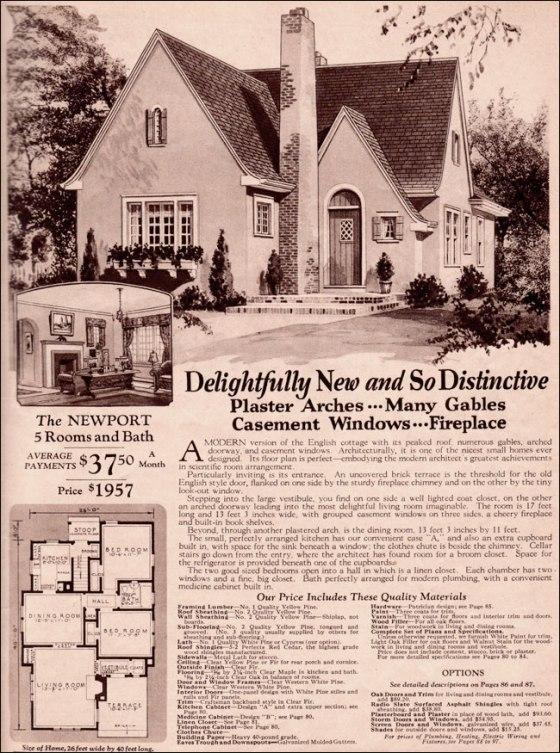 Wardway Newport- 1930