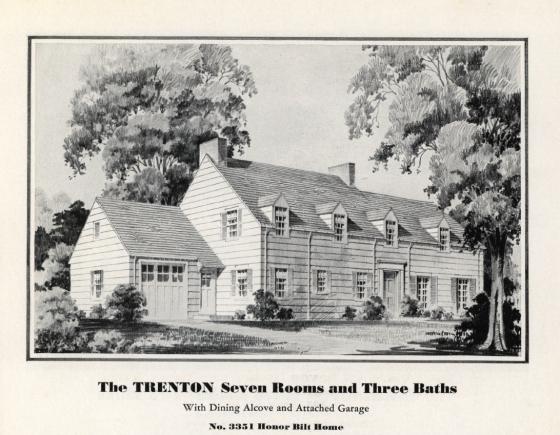 Sears Trenton image 1932