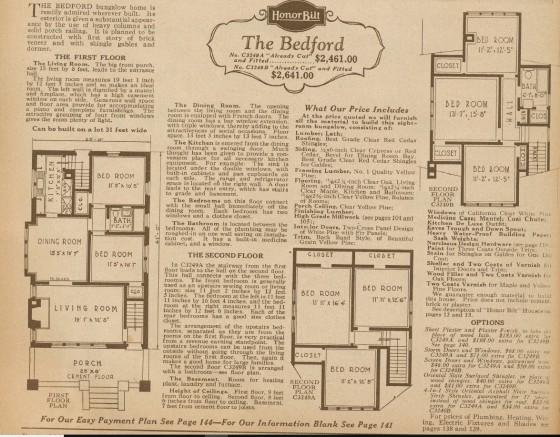 1928 floor plan
