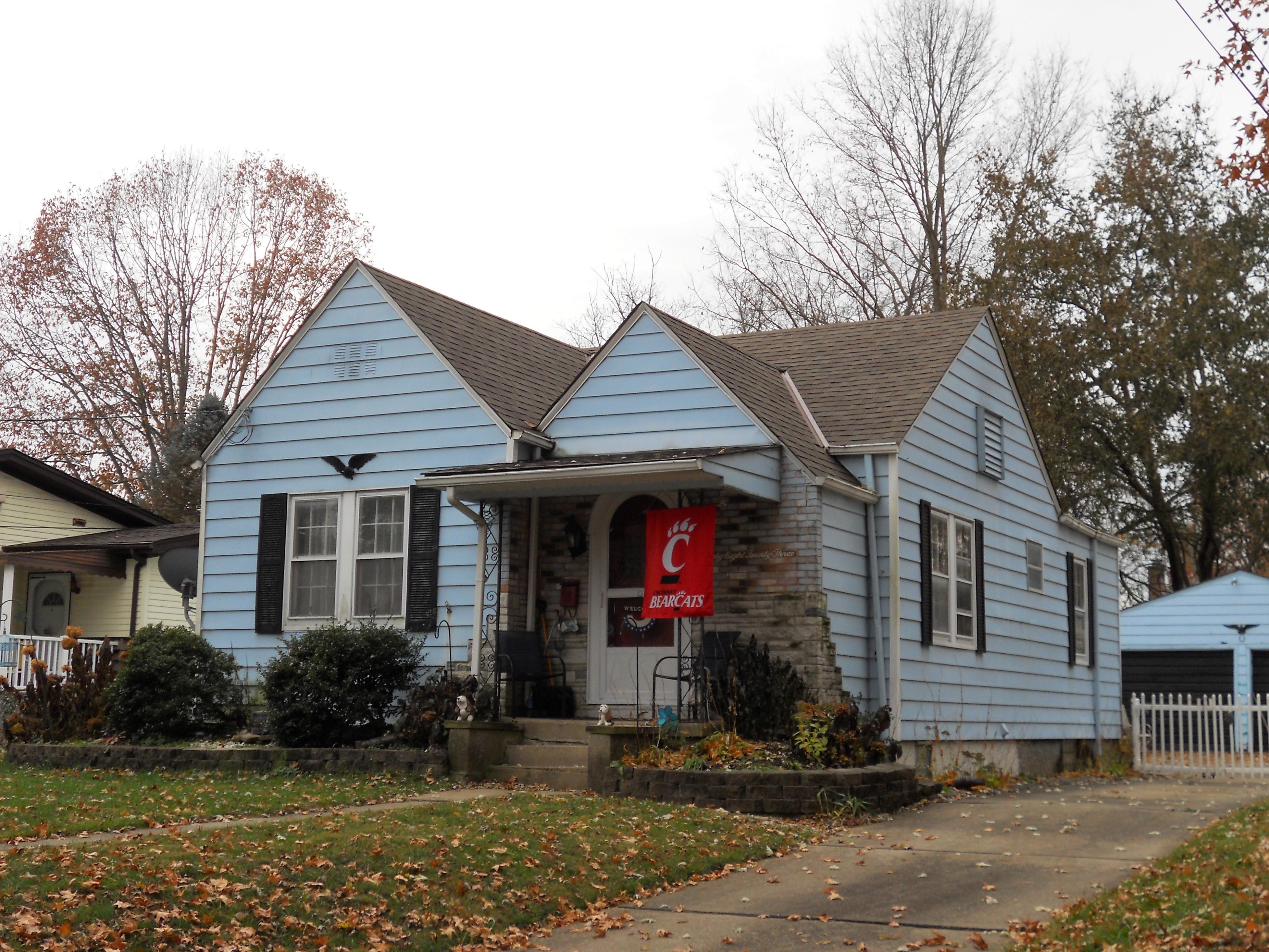 S Parkridge 6823 Jersey Ave R Cincinnati OH (WOL)