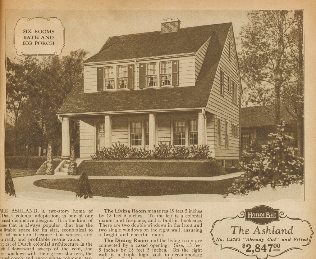 Sears Houses in Ohio | One woman's quest to locate houses