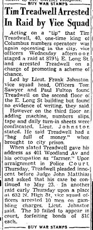 401 Woodland 18 May 1944