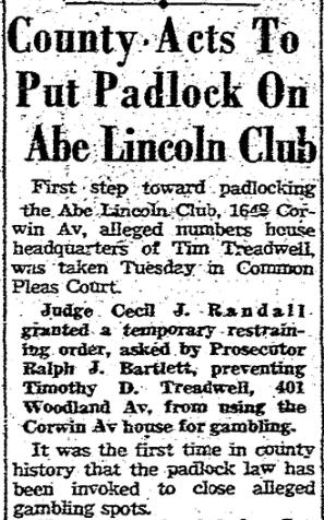 401 Woodland 20 May 1952