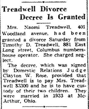 401 Woodland 5 April 1941