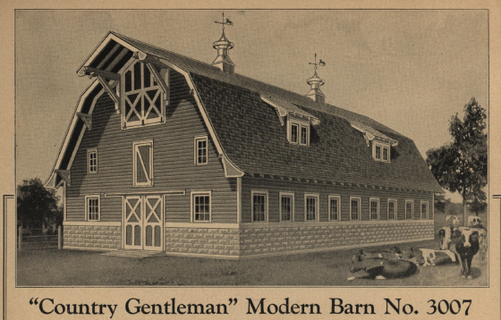 Country Gentleman barn No 3007