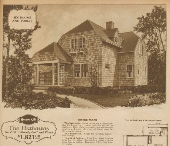 1bae5cc7 Sears Houses in Ohio | One woman's quest to locate houses purchased ...