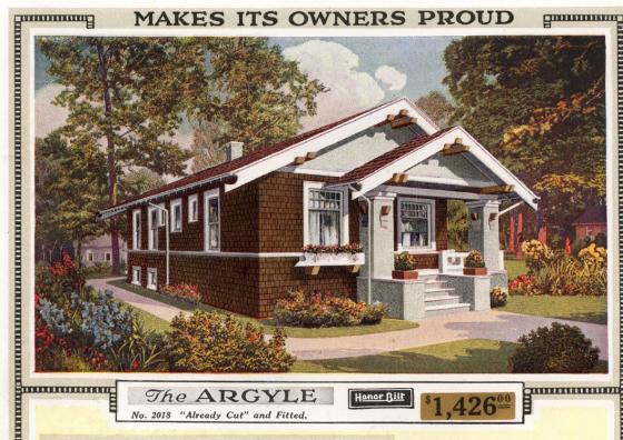 Argyle 1918 Image