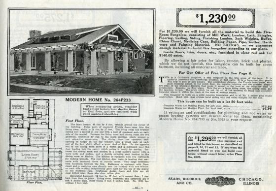 No 264P233 1916 catalog