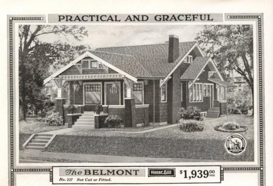 Sears Belmont image 1918