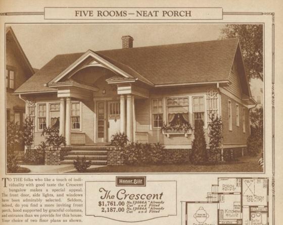 Sears Crescent image 1925