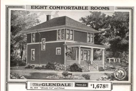 Sears Glendale image 1918