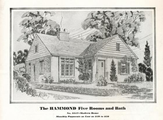 Sears Hammond image 1932