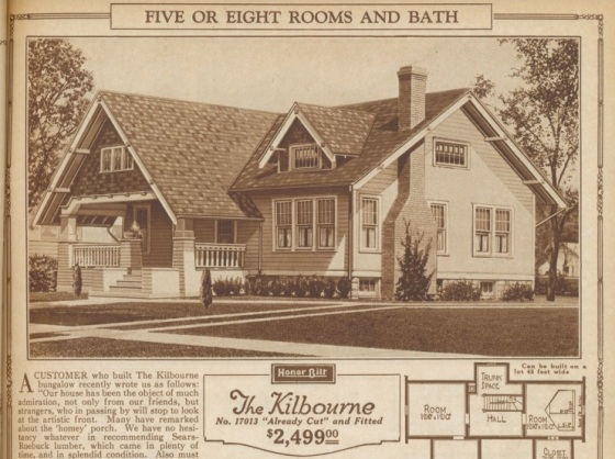 Sears Kilbourne image 1925