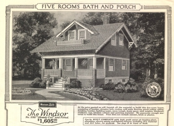 Sears Windsor image 1922