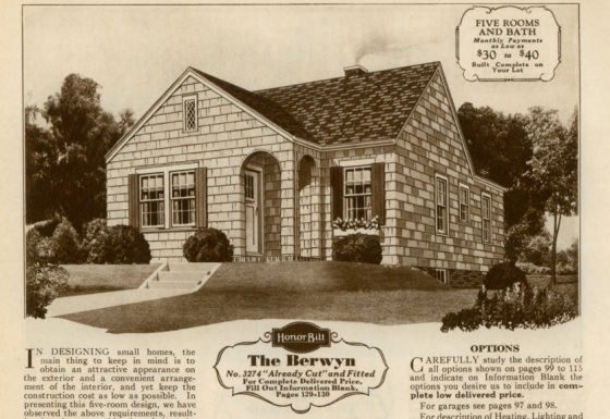 Sears Berwyn image 1930