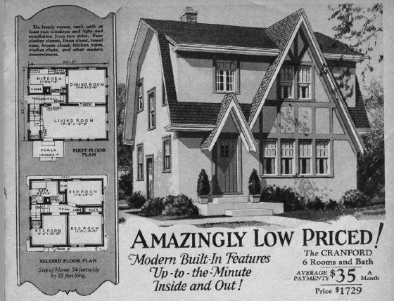 Wardway Cranford image 1929