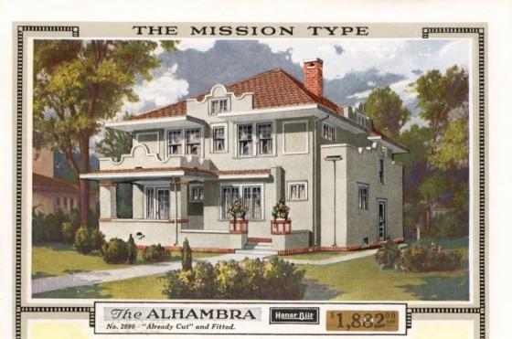 Sears Alhambra image 1918