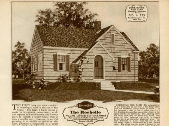 Sears Rochelle image 1930