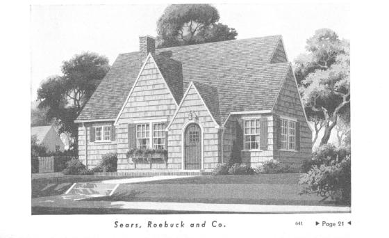 Sears Wilmore image 1936 catalog