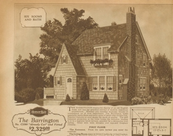 Sears Barrington 1928 image