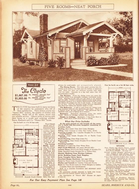 3 - 1927 Clyde