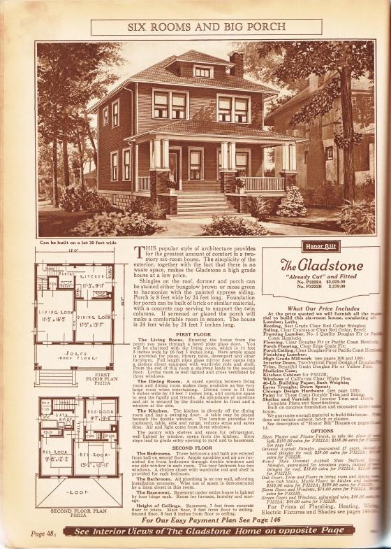 4 - 1927 Gladstone pg 48